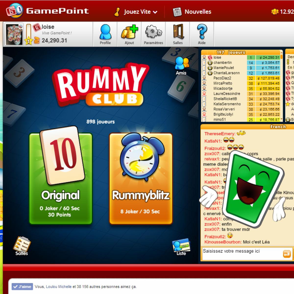 Rummyclub Online